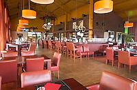 AFFERDEN - Interieur Clubhuis op Golfbaan Landgoed Bleijenbeek. COPYRIGHT KOEN SUYK