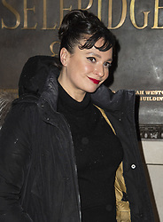 November 20, 2018 - London, United Kingdom - Gizzi Erskine attends the launch of new restaurant Brasserie Of Light at Selfridges. (Credit Image: © Gary Mitchell/SOPA Images via ZUMA Wire)
