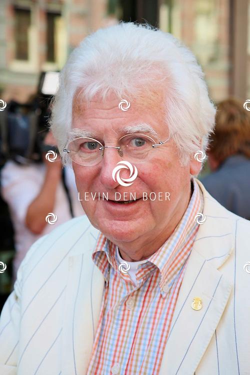AMSTERDAM - In de LaMar theater is de premiere van Andre van Duin.  Met op de foto Gerard Cox. FOTO LEVIN DEN BOER - PERSFOTO.NU