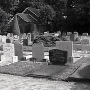 NLD/Huizen/19940921 - Oude Begraafplaats Centuurbaan Huizen