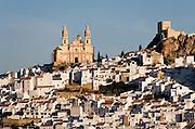 Olvera, Cadiz Povence, Andalusia, Spain