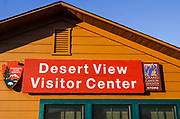 The Desert View Visitor Center, Grand Canyon National Park, Arizona USA