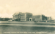 Parliament Building. Colombo. Old Post Card.