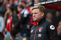 Football - 2016 / 2017 Premier League - AFC Bournemouth vs. Hull City<br /> <br /> Bournemouth's Manager Eddie Howe at Dean Court (The Vitality Stadium) Bournemouth<br /> <br /> Colorsport/Shaun Boggust