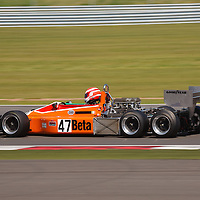 March 2-4-0 GP Masters at Silverstone Classics 21/22 July 2012
