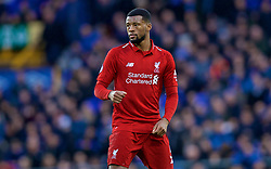 LIVERPOOL, ENGLAND - Sunday, March 3, 2019: Liverpool's Georginio Wijnaldum during the FA Premier League match between Everton FC and Liverpool FC, the 233rd Merseyside Derby, at Goodison Park. (Pic by Laura Malkin/Propaganda)