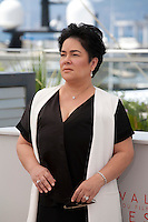 Actress  Jaclyn Jose at the Ma'rosa film photo call at the 69th Cannes Film Festival Wednesday 18th May 2016, Cannes, France. Photography: Doreen Kennedy