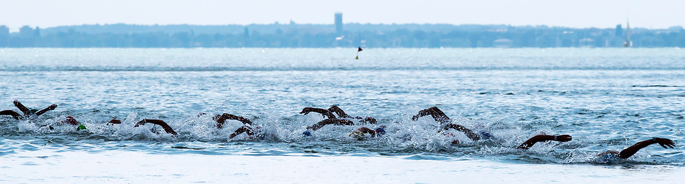 Women's 10Km <br /> Open Water Swimming Balatonfured<br /> Day 03  16/07/2017 <br /> XVII FINA World Championships Aquatics<br /> Lake Balaton Budapest Hungary  <br /> Photo Andrea Staccioli/Deepbluemedia/Insidefoto