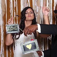 Rachel&Vernon Wedding Photo Booth
