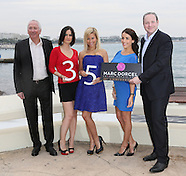 Dorcel: 25th Anniversary Photocall - MIP TV Cannes 8 Avril 2014