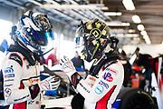 January 24-28, 2018. IMSA Weathertech Series ROLEX Daytona 24. 23 United Autosports, Ligier LMP2, Lando Norris, Phil Hanson
