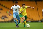 Norwich City v Coventry City 260716