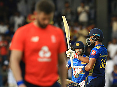 Sri Lanka v England - 5th ODI - 23 Oct 2018