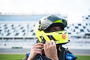 January 24-28, 2018. IMSA Weathertech Series ROLEX Daytona 24. 10 Konica Minolta Cadillac DPi-V.R, Cadillac DPi, Renger Van Der Zande