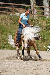 Baeck Cira (BEL)<br /> Eifel Gold Ranch - Montenau 2010<br /> © Dirk Caremans