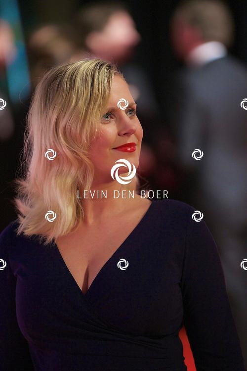 DEN HAAG - In het Afas Theater is de Nederlandse Premiere van Billy Eliot. Met hier op de foto  Bettina Holwerda (Zwanger). FOTO LEVIN DEN BOER - PERSFOTO.NU