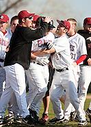 OC Baseball vs Oklahoma Baptist SS - 3/14/2009