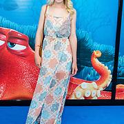 NLD/Amsterdam20160622 - Filmpremiere première van Disney Pixar's Finding Dory, Femke Meines