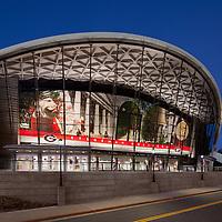 Stegman Coliseum - University of Georgia - Athens, GA