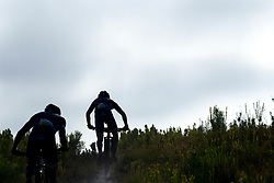 Riders during stage 1 of the 2017 Absa Cape Epic Mountain Bike stage race held from Hermanus High School in Hermanus, South Africa on the 20th March 2017<br /> <br /> Photo by Greg Beadle/Cape Epic/SPORTZPICS<br /> <br /> PLEASE ENSURE THE APPROPRIATE CREDIT IS GIVEN TO THE PHOTOGRAPHER AND SPORTZPICS ALONG WITH THE ABSA CAPE EPIC<br /> <br /> ace2016