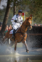 Fox Pitt William (GBR) - Idalgo<br /> European Championship - Fontainebleau 2009<br /> Photo © Dirk Caremans
