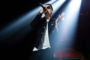 January 31, 2016: G-Eazy headlines a sold out concert  at The Bomb Factory in Dallas, TX as part of his When It's Dark Out tour.