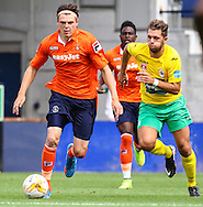 Matt Robinson of Luton Town during the Pre Season Friendly match at Kenilworth Road, Luton<br /> Picture by David Horn/Focus Images Ltd +44 7545 970036<br /> 26/07/2014
