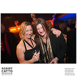 Delia Shanly at the Film Wellington 10th Anniversary Celebration at the Front Room, Wellington, New Zealand.<br />