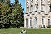 Milan, Giardini della Villa Belgioioso Bonaparte