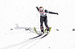 19.01.2019, Wielka Krokiew, Zakopane, POL, FIS Weltcup Skisprung, Zakopane, Herren, Teamspringen, im Bild Stefan Kraft (AUT) // Stefan Kraft of Austria during the men's team event of FIS Ski Jumping world cup at the Wielka Krokiew in Zakopane, Poland on 2019/01/19. EXPA Pictures © 2019, PhotoCredit: EXPA/ JFK