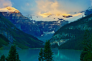 Canadian Rocky Mountains, Banff National Park, Lake Louise