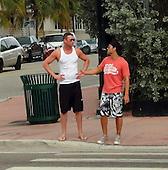 Lance Bass Miami 02/05/2010