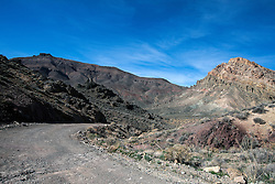 Titus Canyon Road, Death Valley National Park, California, United States of America
