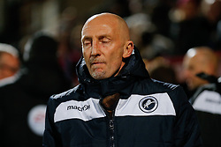 Millwall Manager Ian Holloway looks dejected - Photo mandatory by-line: Rogan Thomson/JMP - 07966 386802 - 14/01/2015 - SPORT - FOOTBALL - Bradford, England - Coral Windows Stadium - Bradford City v Millwall - FA Cup Third Round Replay.
