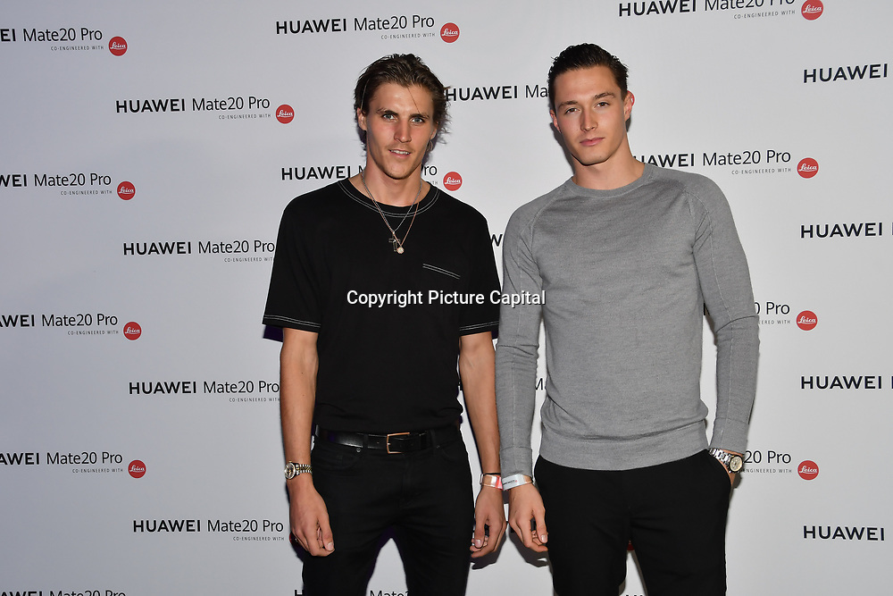Huawei - VIP celebration at One Marylebone London, UK. 16 October 2018.