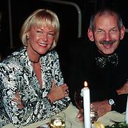 5 Jarig bestaan World Fantasy Dinner Show Hilversum, Sheila de Vries en haar man