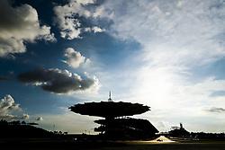 September 30, 2017 - Sepang, Malaysia - Motorsports: FIA Formula One World Championship 2017, Grand Prix of Malaysia, ..#33 Max Verstappen (NLD, Red Bull Racing) (Credit Image: © Hoch Zwei via ZUMA Wire)