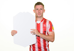 2018/19 Fifa Ultimate Team (FUT) - Lincoln City's Shay McCartan<br /> <br /> Picture: Chris Vaughan Photography for Lincoln City<br /> Date: September 13, 2018