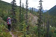 Kate Rutherford, Arrigetch Peaks, Brooks Range, AK