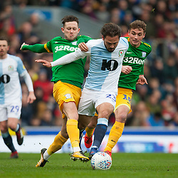 Blackburn Rovers v Preston North End