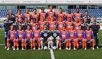 Lagbilde Aalesunds FK. <br /> Foto: Svein Ove Ekornesv&aring;g