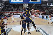 Gudaitis Arturas<br /> A|X Armani Exchange Milano-Fiat Torino<br /> Zurich Connect Supercoppa 2018-2019<br /> Lega Basket Serie A<br /> Brescia 30/09/2018<br /> Foto I.Mancini/Ciamillo