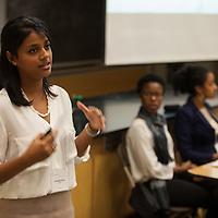 """Anarkalee Perera, """"Quick, Tap That!,"""" LEAP Symposium, Mount Holyoke College, 10/18/2013"""