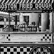 One of the many snack vendors around Faneuil Hall in Boston.  To me the fun thing about doing this in black and white is that if you ignore the prices, this could have been taken at almost any time in the last fifty or more years!