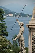 The Isola Bella in Lago Maggiore, Piedmont, Italy