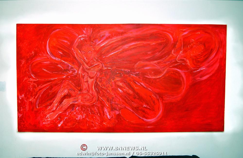 Schilderij Miriam