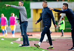 Dušan Kosič, head coach of Celje during football match between NK Bravo and NK Celje in 13th Round of Prva liga Telekom Slovenije 2019/20, on October 5, 2019 in ZAK stadium, Ljubljana, Slovenia. Photo by Vid Ponikvar / Sportida