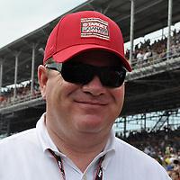 Chip Ganassi at Indycar May 2011 - Indianapolis