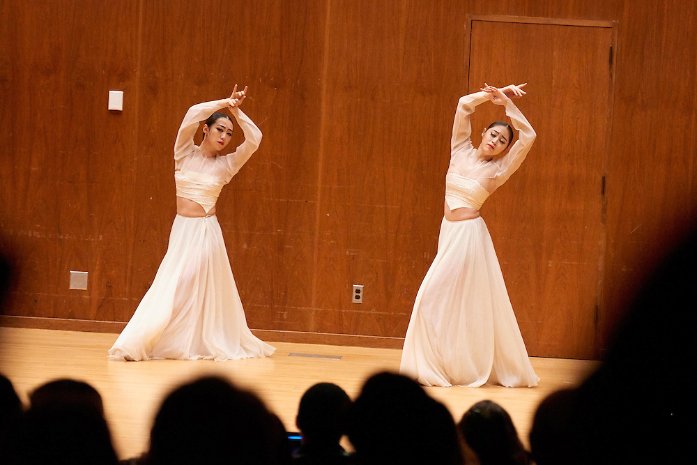 Activity; Dance; Music; Performance; Playing; Location; Inside; People; Student Students; Diversity; Spring; April; Type of Photography; Candid; UWL UW-L UW-La Crosse University of Wisconsin-La Crosse; Buildings; Center for the Arts CFA