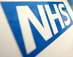 """File photo dated 07/12/10 of the NHS logo as patients are being """"belittled and bewildered"""" as access to NHS care is worsening, leading doctors have warned."""